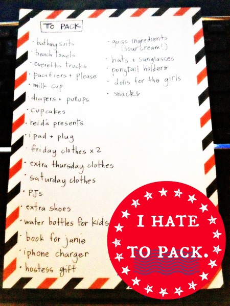 4th-of-july-packing-list