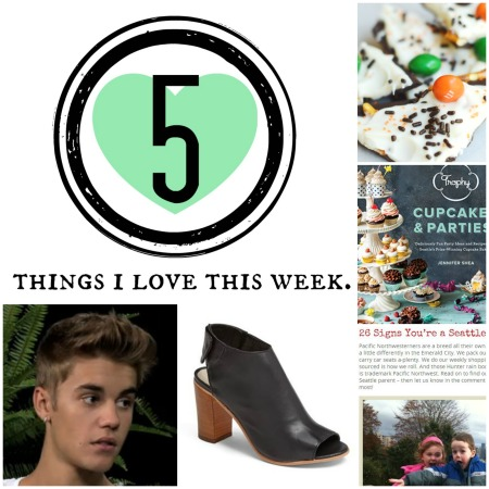 5 things i love this week -- edition 2