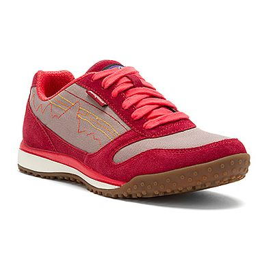 Patagonia Fitz Sneaker in Waxed Red.