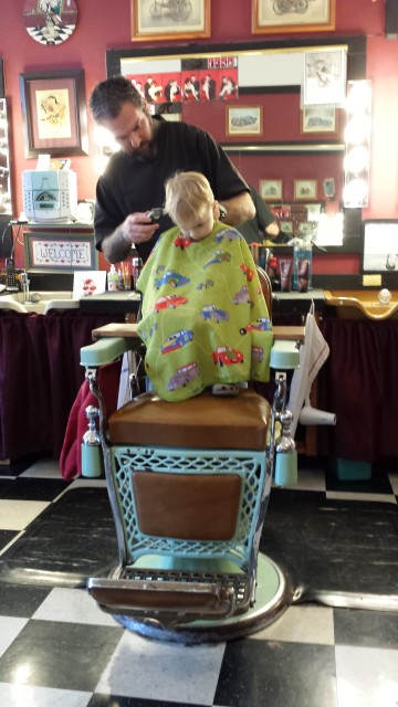 ev haircut
