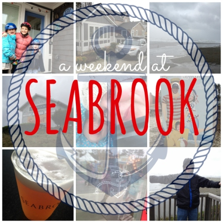 a weekend at seabrook.