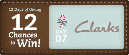 12 Days of Giving from OnlineShoes Day 7 Banner