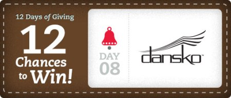 12 Days of Giving from OnlineShoes Day 8 Banner
