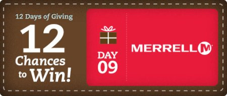 12 Days of Giving from OnlineShoes Day 9 Banner