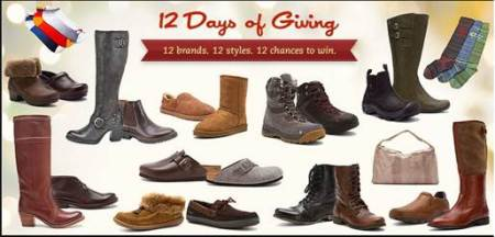 12 Days of Giving from OnlineShoes Sneak Peek